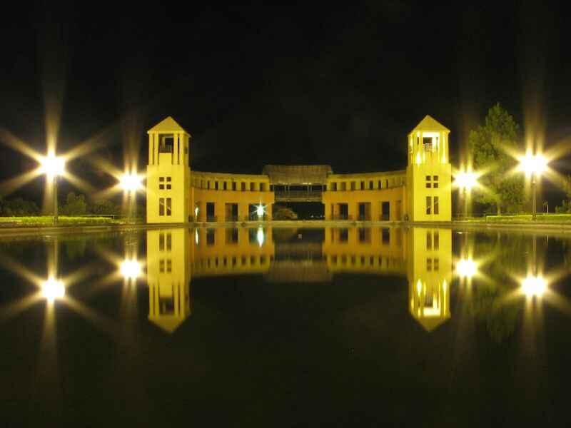 iluminacao para jardim curitibaNossa Viagem França – Espanha e
