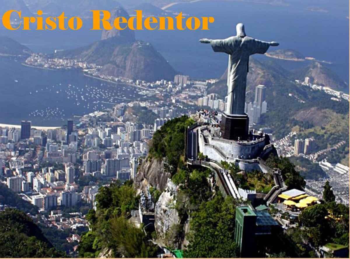 Resultado de imagen de maravilla del mundo en brasil